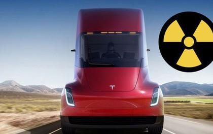 Elon Musk: Xe tải của Tesla có thể chịu được cả một vụ nổ hạt nhân