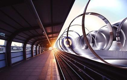 Ông trùm người Anh Richard Branson tuyên bố kế hoạch phát triển Hyperloop cho Ấn Độ