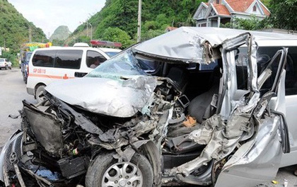 195 người chết vì tai nạn giao thông dịp Tết