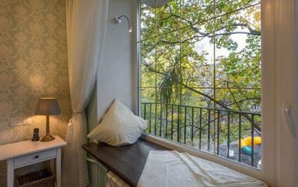 Căn hộ 54m2 hai phòng ngủ rộng và đẹp đến khó tin