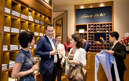 Karuizawa Shirt - Thương hiệu sơ mi Nhật dành cho Doanh Nhân khai trương cửa hàng mới tại Hà Nội
