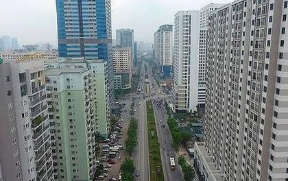 Không phát triển chung cư cao tầng ở trung tâm Hà Nội, TPHCM