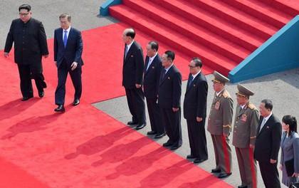 """Ông Kim Jong Un tuyên bố """"kỷ nguyên hòa bình"""" trên bán đảo Triều Tiên"""