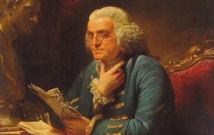 Benjamin Franklin: Muốn làm giàu phải sử dụng thời gian thông minh, giàu rồi thì bạn sẽ được tự do theo đuổi đam mê!