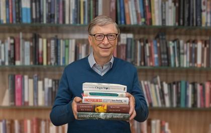Đây là 5 cuốn sách Bill Gates gợi ý bạn đọc trong mùa hè này