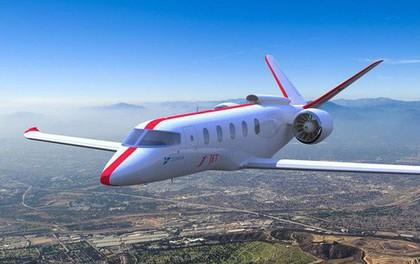 Boeing đổ tiền chế tạo máy bay chạy điện