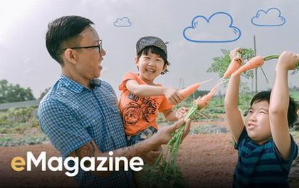 Chef Nguyễn Mạnh Hùng: Ông bố bỏ việc ở nhà hàng 5 sao để về làm đầu bếp cho các con mỗi ngày