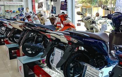 Người Việt mua gần 2,4 triệu xe máy Honda trong một năm
