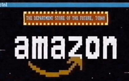 Giao diện của Amazon sẽ thân thiện và hiệu quả hơn cho việc mua sắm nếu nó ra đời vào những năm 80s