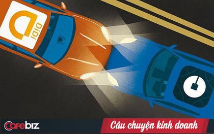 """Nếu muốn sống, Uber hãy nhanh """"về một nhà"""" với Didi Chuxing"""