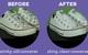 Cần gì phải đi tiệm giặt giày, học ngay thủ thuật làm giày trắng tinh như mới ở nhà này