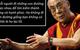 """Đọc 15 triết lý của Đức Đại Lai Lạt Ma, bạn có thể tìm thấy một """"ánh sáng mới""""cho cuộc sống của chính mình"""
